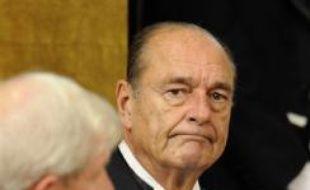 """Le ministre de la Défense Hervé Morin a indiqué mercredi sur LCI avoir """"signé"""" la veille """"les documents"""" permettant la levée du secret défense dans l'enquête sur un présumé compte secret de l'ancien président Jacques Chirac au Japon."""