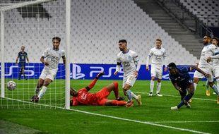 Une nouvelle défaite pour l'OM en Ligue des champions, éliminé de la compétition.