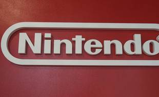 Le logo de Nintendo (illustration).