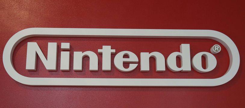 Le logo de Nintendo (illustration).