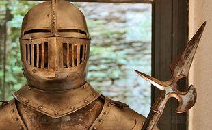 Une des armures du château de Belcastel avait déjà été cambriolé dans la nuit du 3 au 4 novembre 2015.