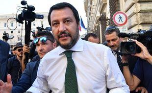 Matteo Salvini a mis la pression sur les autorités maltaises sur la question migratoire.