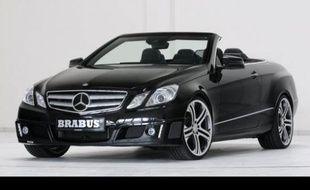 La Mercedes Classe E par Brabus