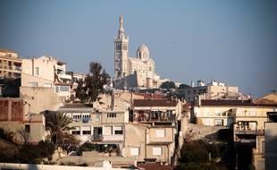 La commission d'enquête pointe le manque d'équilibre territorial des logements sociaux à Marseille. (Photo d'illustration)