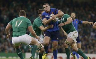 Dimanche 11 octobre 2015, la France a affronté l'Irlande lors de la Coupe du monde de rugby.