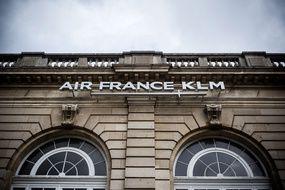 Le siège d'Air France à Paris.