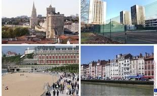 De La Rochelle à Pessac, en passant par Biarritz et Bayonne, le deuxième tour des municipales s'annonce serré dans plusieurs villes de Nouvelle-Aquitaine.