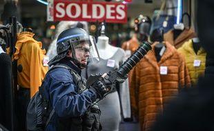 Les manifestations ont été défavorables aux soldes.
