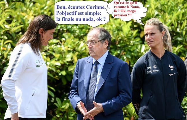 Equipe de France: Mondial à la maison, espoirs populaires et objectif «finale»... comment les Bleues vont-elles gérer cette pression de dingue?