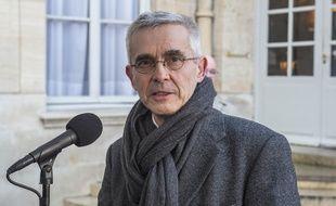 Yves Veyrier est le secrétaire général de FO. (archives)