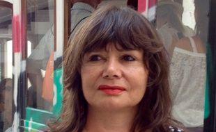 Asnières, le 15 février 2016. Patricia Correia a décidé d'assister au concert des Eagles of Death Metal en mémoire de sa fille, tuée le 13 novembre au Bataclan.