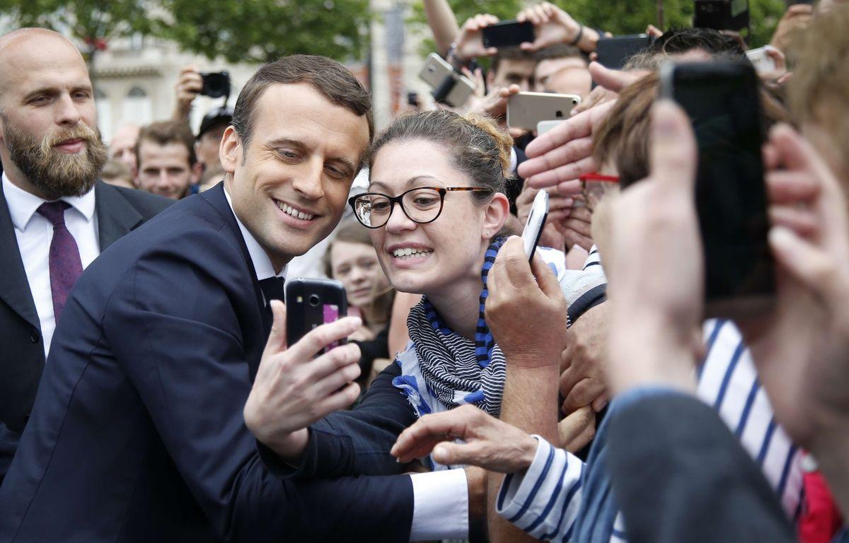 Emmanuel Macron, le 3 juin 2017 à Paris. – Charles Platiau/AP/SIPA