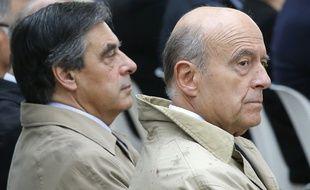 Alain Juppé est rentré officiellement en campagne pour François Fillon.