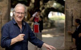 Philippe Muyl sur le tournage en Chine du Promeneur d'oiseau