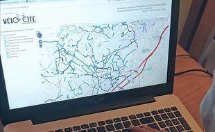 Le collectif Vélocité a mi en place un observatoire interactif et collaboratif afin de recenser les problèmes liés à la circulation des vélos dans le grand Montpellier et d'être force de proposition