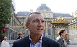 Me Laurent-Franck Lienard, le 21 juin 2012 à Paris.