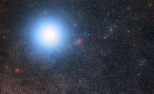 Alpha du Centaure, de l'Observatoire européen austral