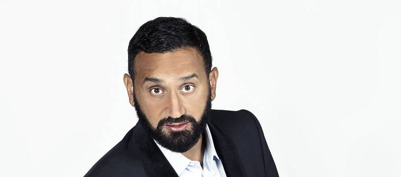 Le présentateur Cyril Hanouna.