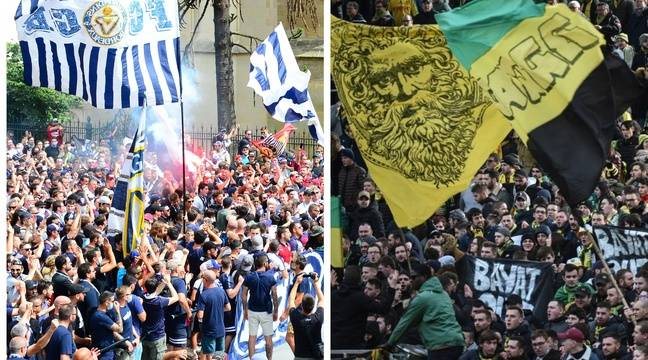 FC Nantes-Bordeaux : « Les fans des deux clubs sont contre des dirigeants qui ne respectent pas l'histoire », estime un sociologue