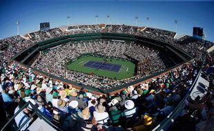 L'édition 2020 du tournoi d'Indian Wells a été annulée à cause du coronavirus.