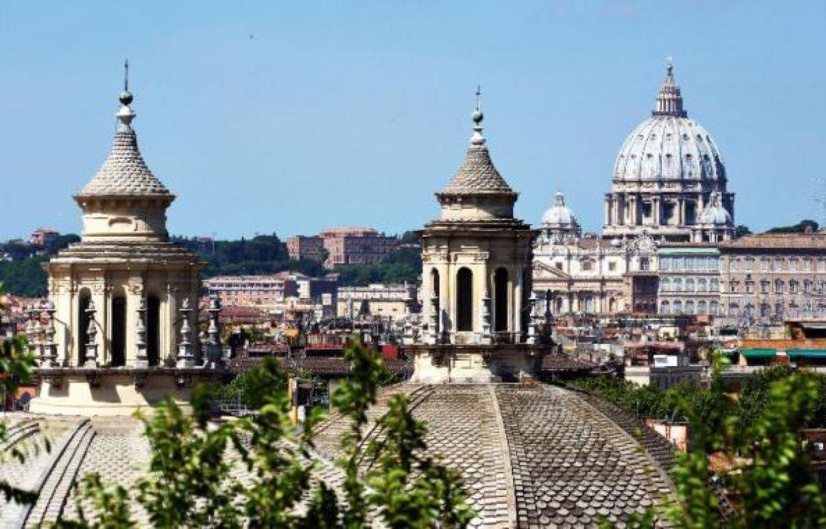 Le Vatican le 2 juin 2014 – Vincenzo Pinto AFP