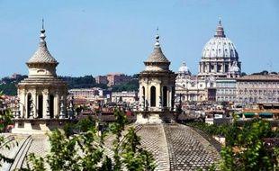 Le Vatican le 2 juin 2014