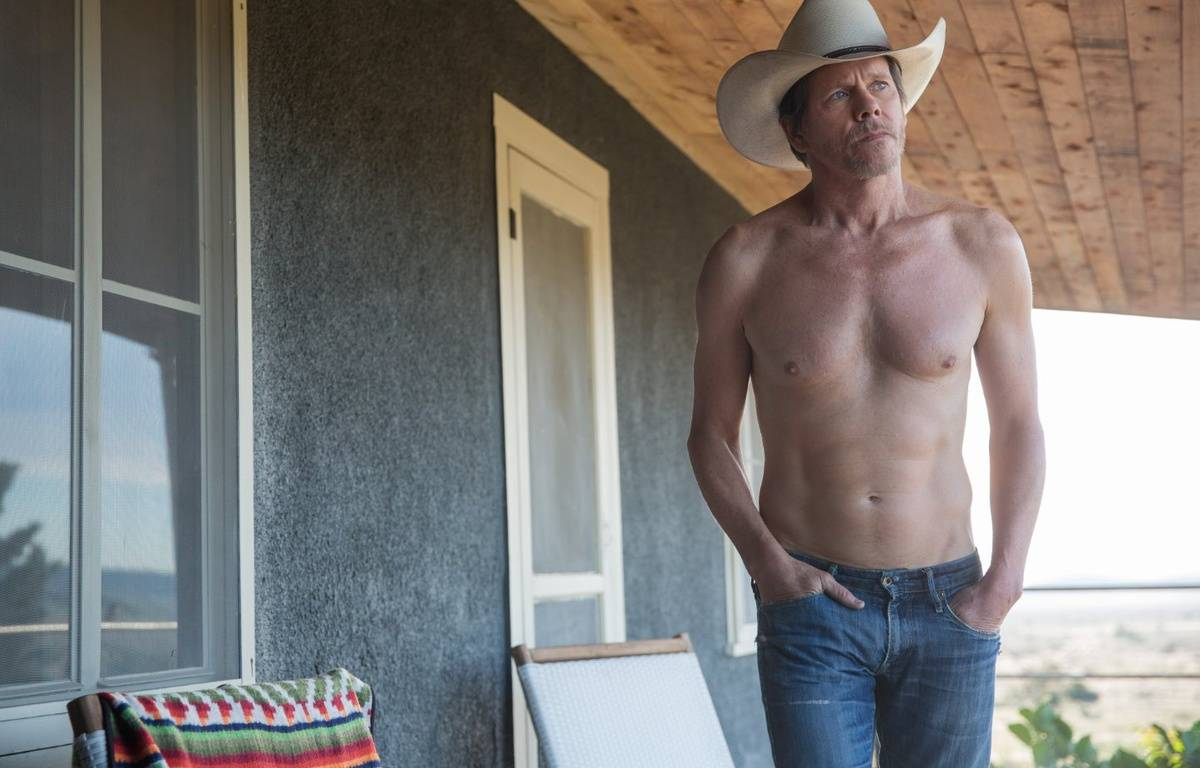 Kevin Bacon dans la série «I Love Dick». – Amazon Prime Video