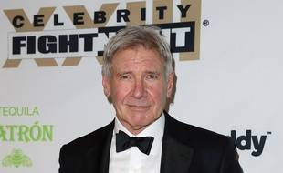 L'acteur Harrison Ford