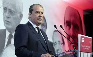 Le chef du Parti socialiste, Jean-Christophe Cambadélis.