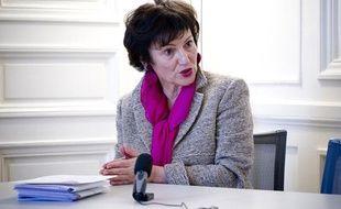 Dominique Bertinotti, ministre déléguée à la Famille, le 5 novembre 2012.