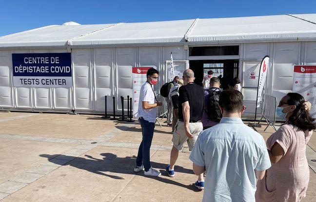 Un centre de dépistage du Covid-19 va tester 3.000 festivaliers tous les jours