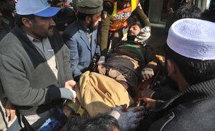 Une attaque a eu lieu à l'université de Charsadda, le 20 janvier 2016