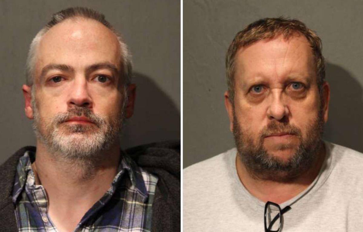 Wyndham Lathem et Andrew Warren ont été inculpé du meurtre de Trenton Cornell-Duranleau. – POLICE/SIPA