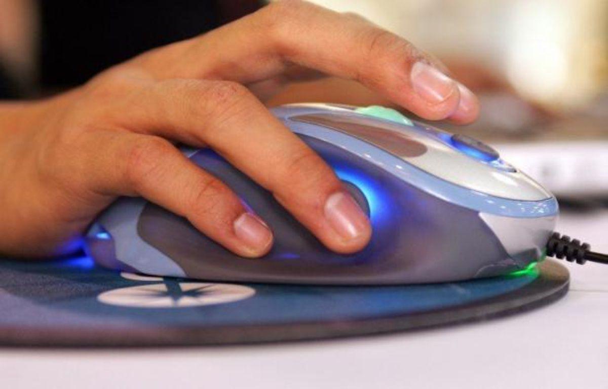 En 2010, il y a eu en France plus de 33.000 infractions par internet dont 80% d'escroqueries, selon une étude officielle sur la cybercriminalité détaillant l'ampleur d'un fléau évalué à 1,7 milliard d'euros. – Robyn Beck afp.com