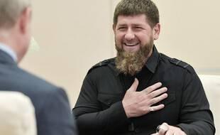 Ramzan Kadyrov a loupé le score parfait pour un petit pour cent