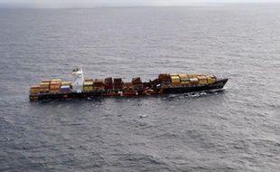 Le porte-conteneur MSC Flaminia, endommagé le 14 juillet par un incendie et des explosions au large des côtes françaises, a été autorisé à trouver refuge dans les eaux territoriales allemandes, a annoncé mardi le commandement général allemand des urgences maritimes.