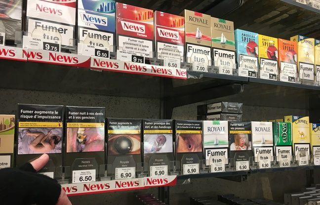 Tabac: Le paquet de cigarettes augmentera six fois en trois ans pour atteindre 10 euros