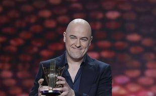 Dominique A avait reçu en 2013 la Victoire de la musique du meilleur artiste masculin.
