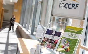 Le siège de la Direction générale de la concurrence, de la consommation et de la répression des fraudes (DGCCRF).
