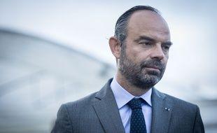Edouard Philippe en déplacement à Nantes.