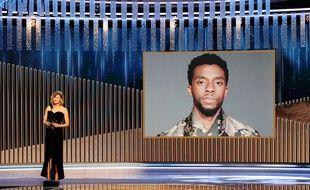 Chadwick Boseman a été récompensé.