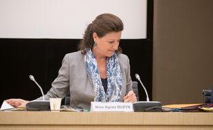 Agnès Buzyn à l'Assemblée nationale, le 30 juin 2020.