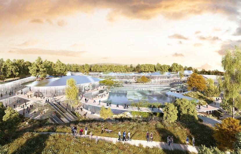Côte d'Azur : Toujours très contesté et ralenti par la découverte d'amiante, le projet Open Sky « pas avant 2024 »