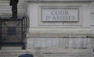 Lyon, le 24 février 2016 Illustration de la Cour d'Assises du Rhône.
