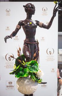 Avatar, la pièce gagnante des derniers Word Chocolate Masters