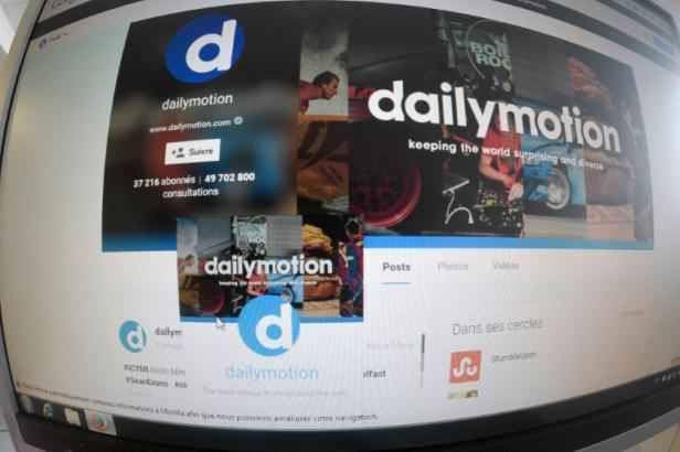 La justice russe ordonne un blocage complet — Dailymotion