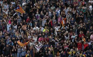 A Barcelone, le 19 octobre 2019.