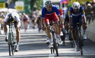 Arnaud Démare sur le Tour 2018