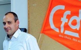 Laurent Berger, le patron de la CFDT.