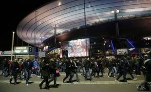 Le Stade de France avait été visé par les attentats du 13 novembre.